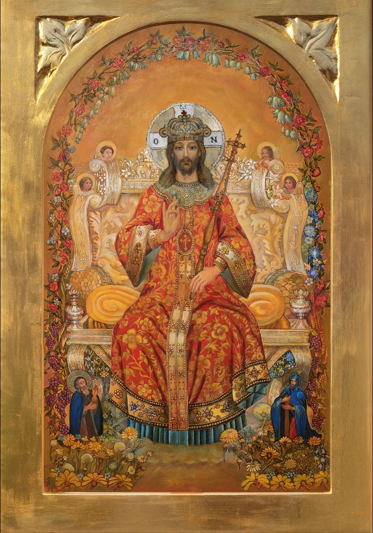 Image Of Jesus Christ The Returning King